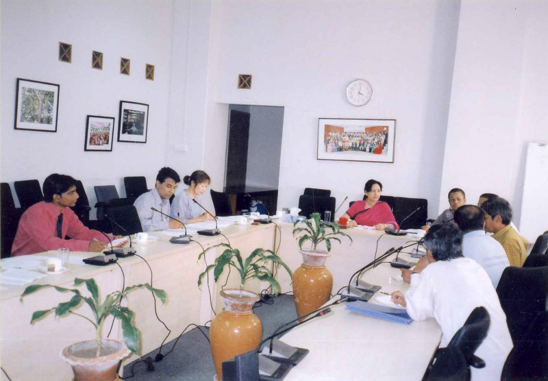 I am-presiding-over-a-meeting-at-undp-dhaka-may-09