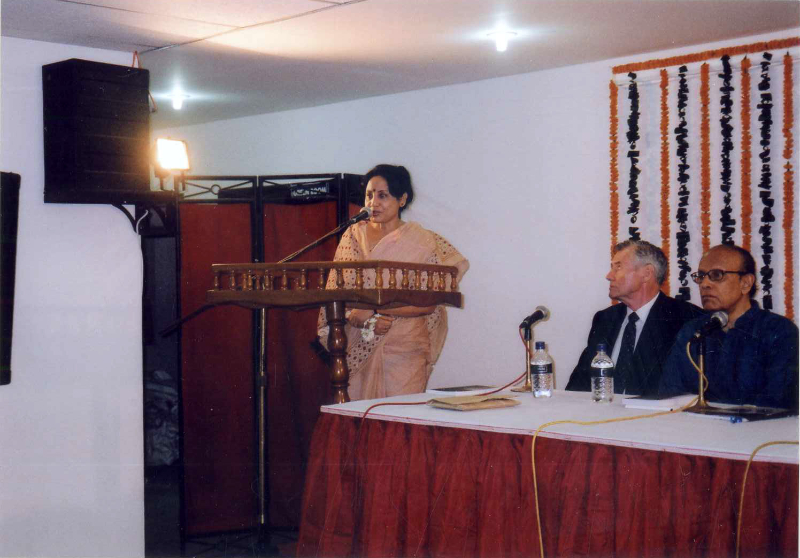 book-launching on Rabindranath Tagore-my-speech-at-indian-high-commission-dhaka-may-2009