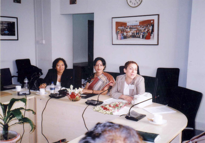 meeting-advocacy-committee- with yvonne -and-sezin-june-09