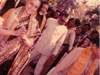 222-indira-gandhis-last-convocation-meeting-in-santiniketan-photo-taken-by-me