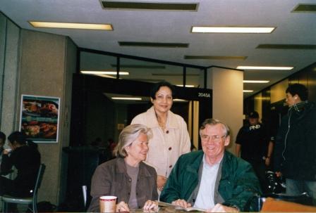 with-prof-joseph-kathleen-uft