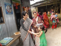 koltapara-school-samia-taking-prize-for-her-passing-in-the-exam-jan-2016
